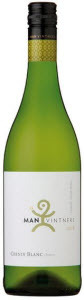 Man Vintners Chenin Blanc 2011, Wo Coastal Region Bottle