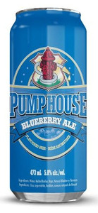 Pump House Blueberry Ale, Moncton, New Brunswick (473ml) Bottle