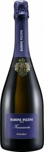 Barone Pizzini Nature Brut Franciacorta 2008, Docg Bottle