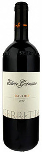 Ettore Germano Cerretta Barolo 2007, Docg Bottle