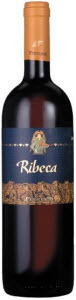 Firriato Ribeca Red 2010, Igt Sicilia Bottle