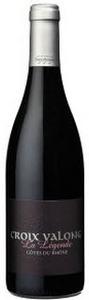 Croix Valong Côtes Du Rhône 2010, Ap Bottle