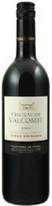 Château De Valcombe Syrah Grenache 2009, Costières De Nîmes Bottle