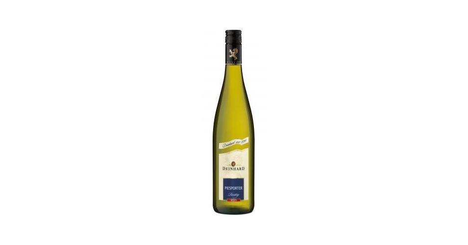 Deinhard riesling piesporter 2010 expert wine ratings for Deinhard wine