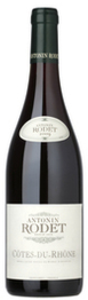 Antonin Rodet Côtes Du Rhône 2010 Bottle