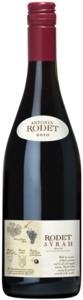 Antonin Rodet Syrah 2010, Vin De Pays D'oc Bottle