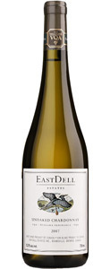 Eastdell Unoaked Chardonnay 2012, Niagara Peninsula Bottle