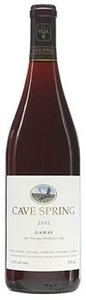 Cave Spring Gamay VQA 2010 Bottle