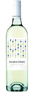 Jacob's Creek Moscato 2012, South East Australia Bottle