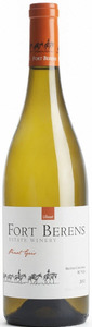 Fort Berens Pinot Gris 2010 Bottle