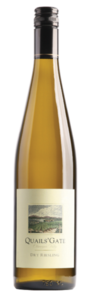 Quails' Gate Dry Riesling 2012, Okanagan Valley Bottle