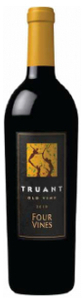 Four Vines Truant Zinfandel 2010, California Bottle