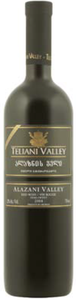 Teliani Valley Alazani Valley Semi Sweet Red 2011, Georgia Bottle