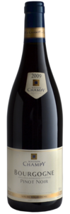 Champy Signature Pinot Noir Bourgogne 2010, Ac Bottle