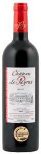 Château Le Peyrat 2010, Ac Côtes De Bordeaux, Castillon Bottle