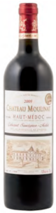 Château Moulinat 2009 Bottle