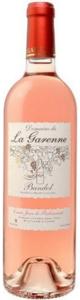 Domaine De La Garenne Bandol Rosé 2012, Ap Bottle