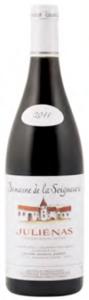 Domaine De La Seigneurie Juliénas 2011, Ac Bottle