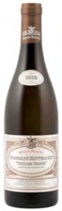 Seguin Manuel Vieilles Vignes Chassagne Montrachet 2010, Ac Bottle