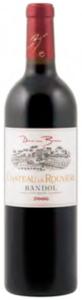 Château La Rouvière Bandol 2006, Ac Bottle