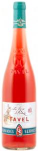 Les Grandes Serres La Rose D'aimée Tavel 2012, Ac Bottle