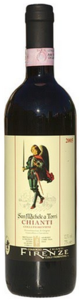 San Michele A Torri Chianti Colli Fiorentini 2011, Docg Bottle