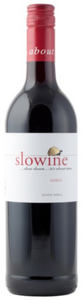 Slowine Shiraz 2010, Wo Overberg Bottle