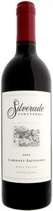 Silverado Estate Grown Cabernet Sauvignon 2008, Napa Valley Bottle