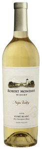 Robert Mondavi Fumé Blanc 2010, Napa Valley Bottle