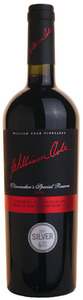 William Cole Winemaker's Special Reserve 2010, Casablanca Valley Bottle