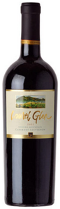 Laurel Glen Sonoma Mountain Cabernet Sauvignon 2007, Sonoma Mountain, Sonoma Valley Bottle