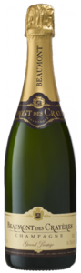 Beaumont Des Crayères Grand Prestige Champagne Bottle