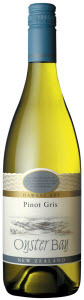 Oyster Bay Pinot Grigio 2012 Bottle