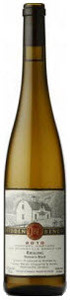 Hidden Bench Estate Riesling 2011, VQA Beamsville Bench, Niagara Peninsula Bottle