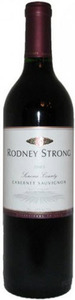 Rodney Strong Sonoma Cabernet Sauvignon 2006 Bottle
