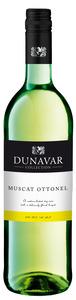 Dunavar Muscat Ottonel 2012, Hungary Bottle