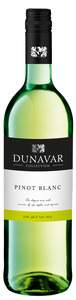 Dunavár Pinot Blanc 2012, Hungary Bottle