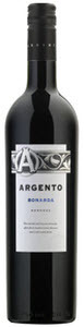 Argento Bonarda 2012, Mendoza Bottle