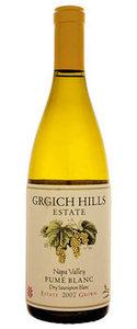 Grgich Hills Fumé Blanc Dry Sauvignon Blanc 2011, Napa Valley Bottle