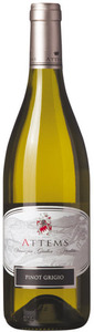Attems Pinot Grigio 2012, Igt Venezia Giulia Bottle