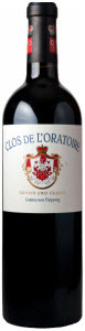 Clos De L'oratoire 2008 Bottle