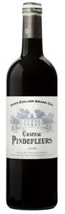 Château Pindefleurs 2007, Ac St Emilion Grand Cru Bottle