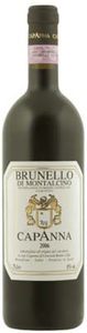 Capanna Brunello Di Montalcino 2008 Bottle