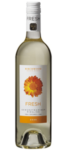 Birchwood Fresh Gewurztraminer/Riesling 2011, Ontario VQA Bottle