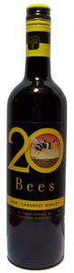 20 Bees Cabernet Merlot 2011, Ontario VQA Bottle