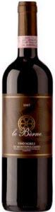 Le Bèrne Vino Nobile Di Montepulciano 2010 Bottle