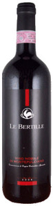 Le Bertille Vino Nobile Di Montepulciano 2010 Bottle