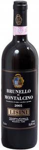 Lisini Brunello Di Montalcino 2008, Brunello Di Montalcino Bottle