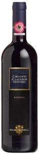 Poggio Bonelli Chianti Classico Riserva 2008, Docg Bottle