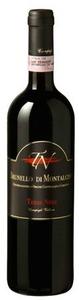 Campigli Vallone 'terre Nere' Brunello Di Montalcino 2008, Docg Bottle